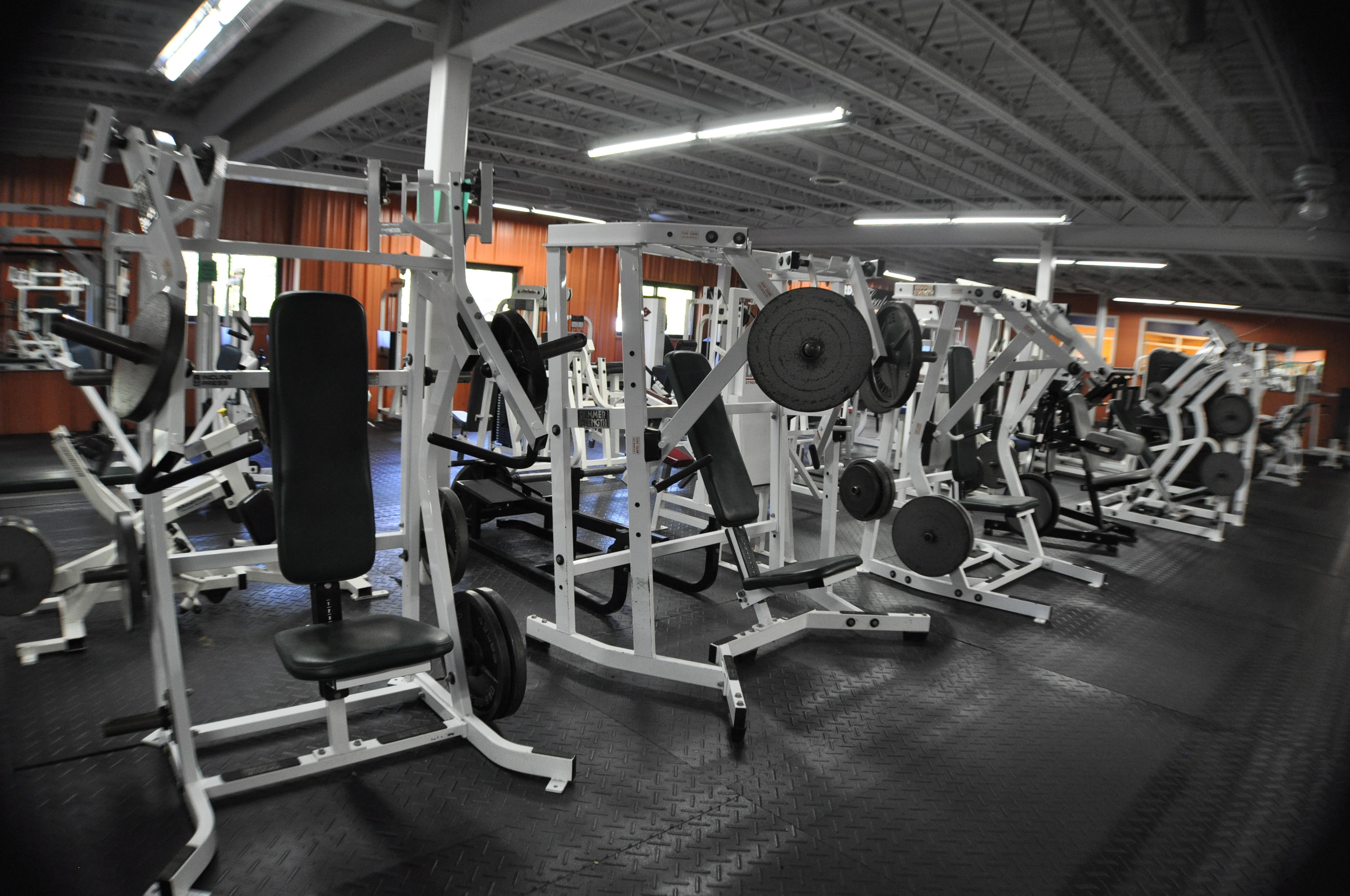 24 hour weight training